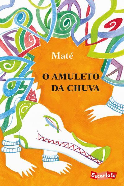 O amuleto da chuva, livro de Maté