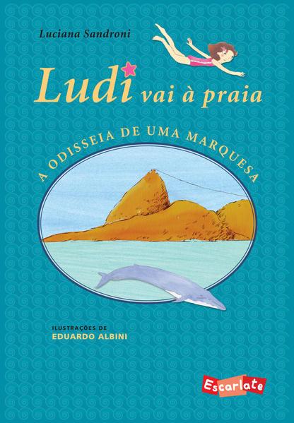 Ludi vai à praia, livro de Luciana Sandroni