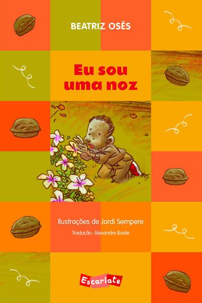 Eu sou uma noz, livro de Beatriz Osés