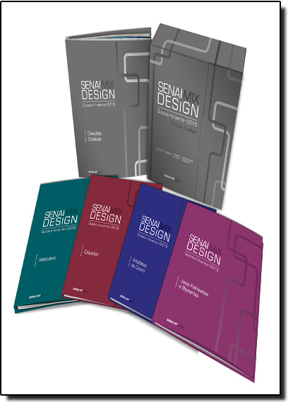 Senai Mix Design, livro de SENAI - SP
