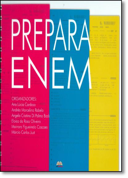 Prepara Enem, livro de Ana Lúcia Cardoso