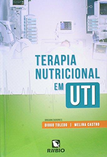 Terapia Nutricional em Uti, livro de Diogo Toledo