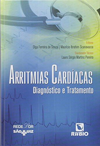 Arritmias Cardíacas: Diagnóstico e Tratamento, livro de Olga Ferreira de Souza
