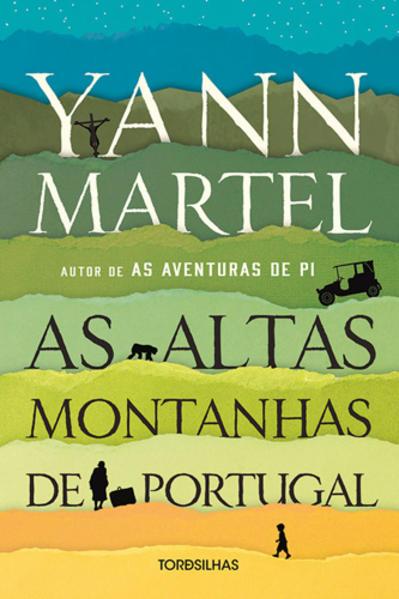 Altas Montanhas de Portugal, As, livro de Yann Martel