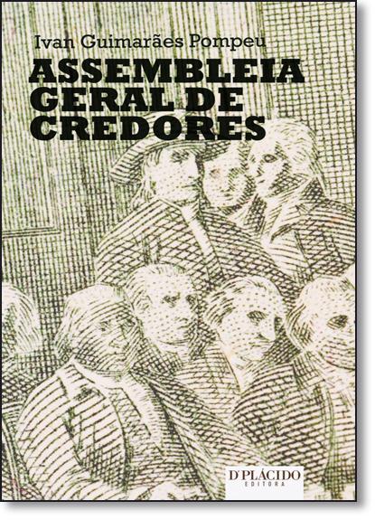 Assembleia Geral de Credores, livro de Ivan Guimarães Pompeu