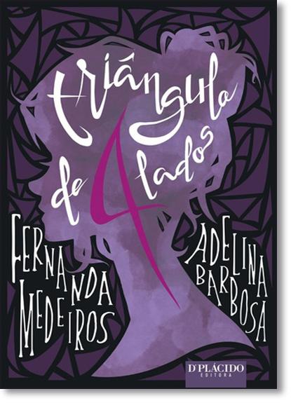 Triangulo de 4 Lados, livro de Adelina Barbosa