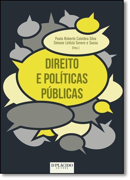 Direito e Políticas Públicas, livro de Paulo Roberto Coimbra Silva