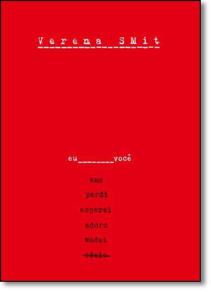 Eu Você, livro de Verena Smit