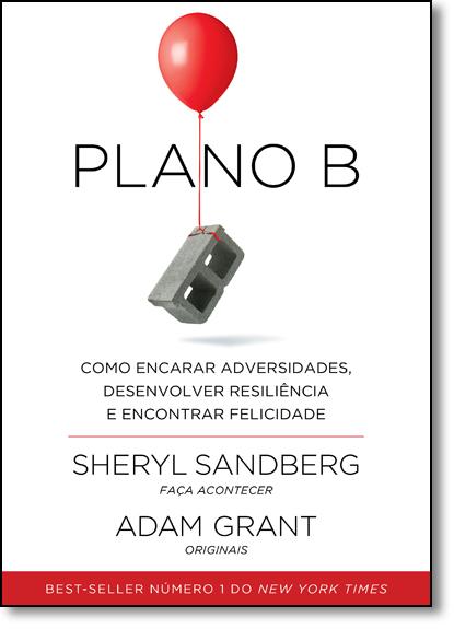 Plano B, livro de Sheryl Sandberg