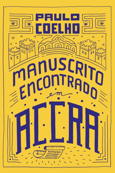 Manuscrito encontrado em Accra, livro de Paulo Coelho