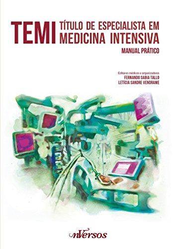 Temi: Título de Especialista em Medicina Intensiva, livro de Fernando Sabia Tallo