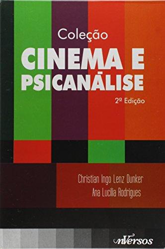 Box Coleção Cinema e Psicanálise - 5 Volumes, livro de Christian Ingo Lenz Dunker