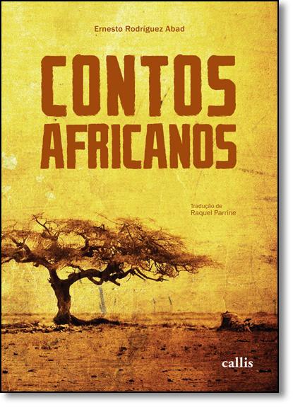 Contos Africanos, livro de ERNESTO RODRIGUES ABAD