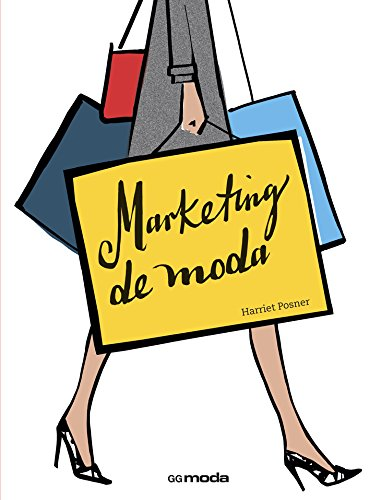 Marketing de Moda, livro de Herriet Posner