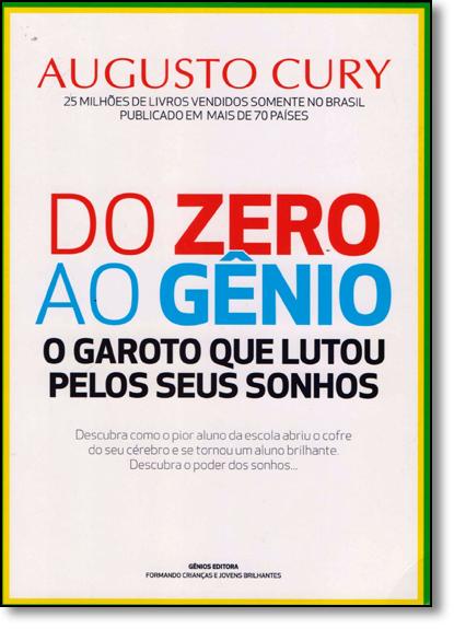 Do Zero ao Gênio, livro de Augusto Cury