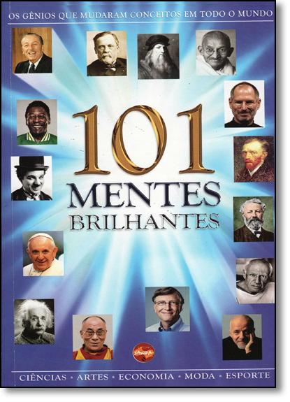 101 Mentes Brilhantes, livro de Nova Sampa