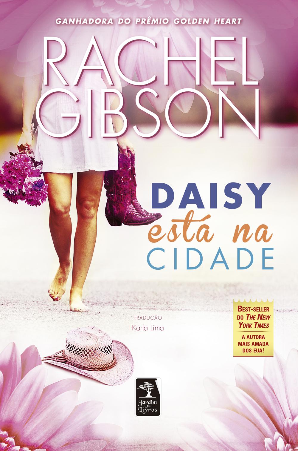 Daisy Está na Cidade, livro de Rachel Gibson