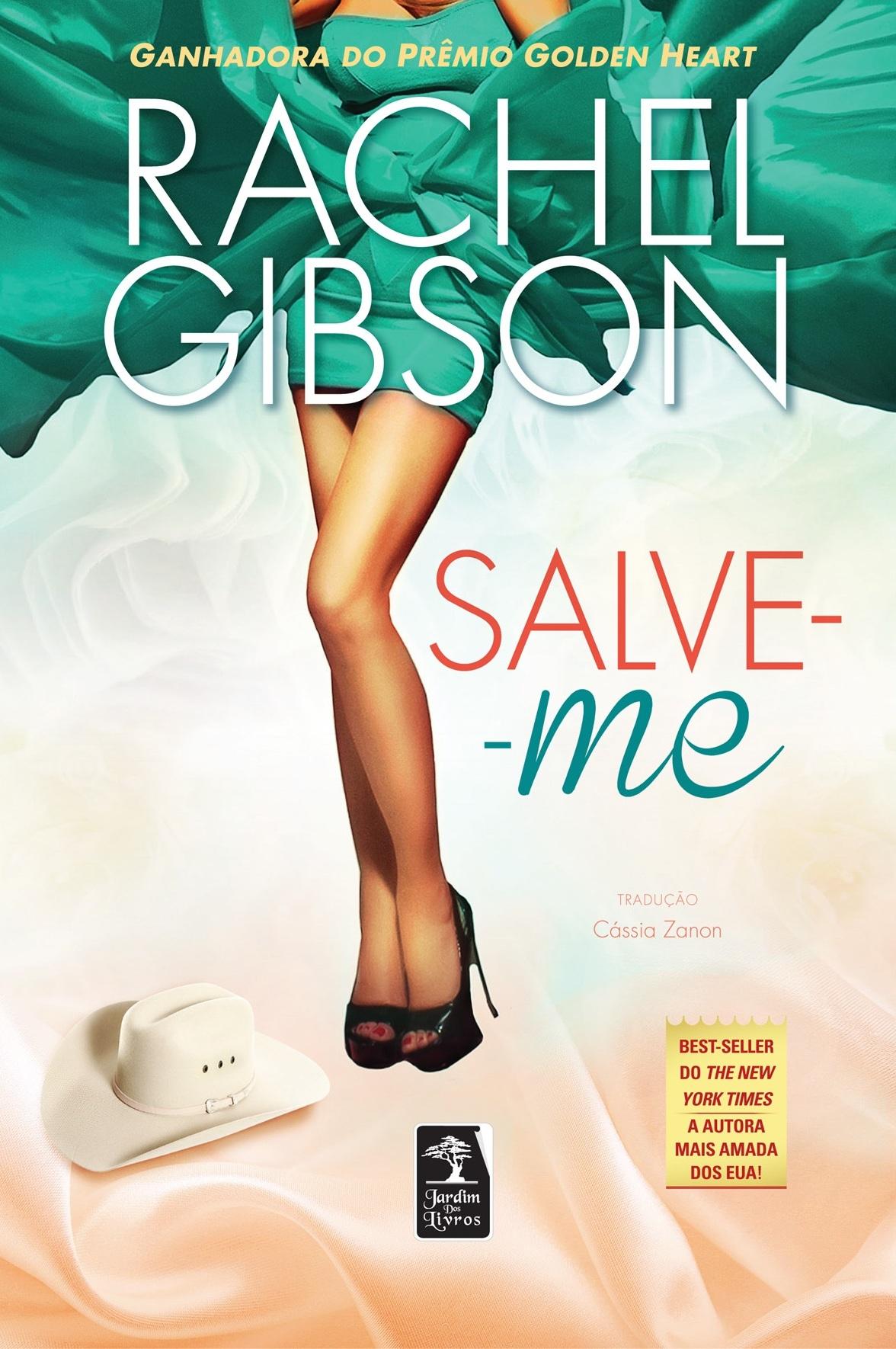 Salve-me, livro de Rachel Gibson