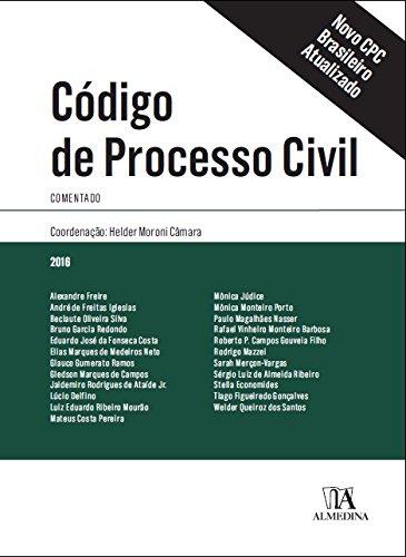 Código de Processo Civil: Comentado, livro de Vários Autores