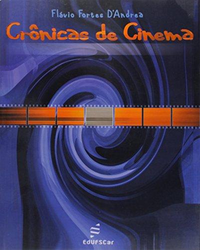 Cronicas De Cinema, livro de Flavio Fortes D