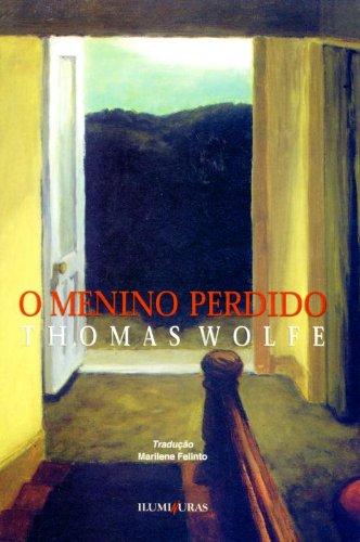 O menino perdido, livro de Thomas Wolfe