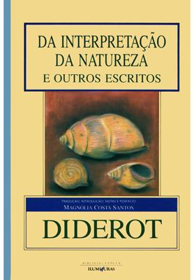 Da interpretação da natureza, livro de Denis Diderot