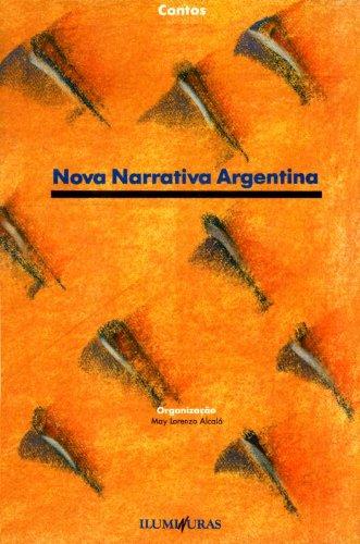 Nova narrativa argentina, livro de May Lorenzo Alcala (Org.)