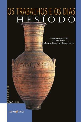 Os trabalhos e os dias, livro de Hesíodo