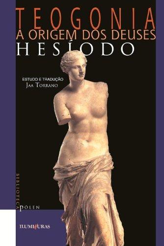Teogonia - A origem dos deuses, livro de Hesíodo