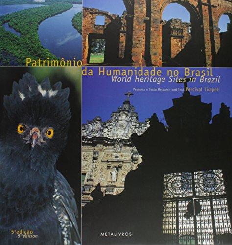 Patrimônio da Humanidade no Brasil, livro de Percival Tirapeli