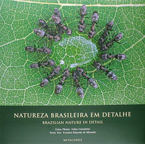Natureza Brasileira em Detalhe, livro de André Seale