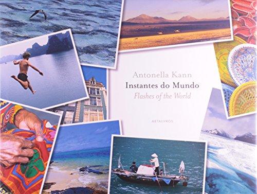 Instantes do Mundo, livro de Antonella Kann