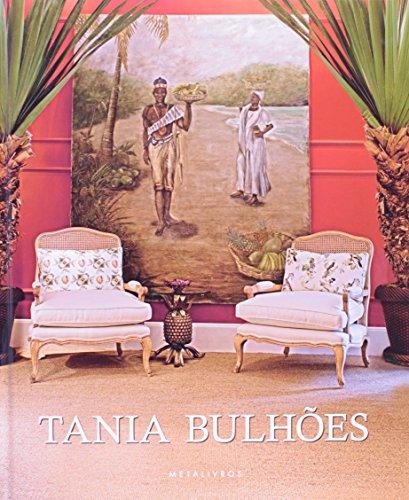 Tania Bulhões, livro de Tania Bulhões
