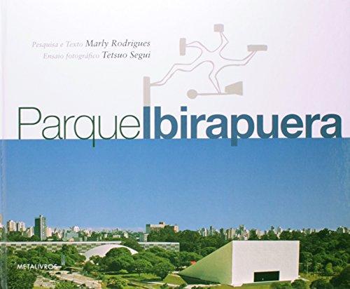 Parque Ibirapuera, livro de Marly Rodrigues