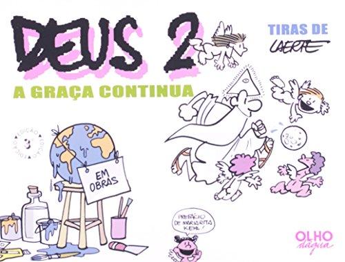 Deus 2 - A Graça Continua, livro de Laerte