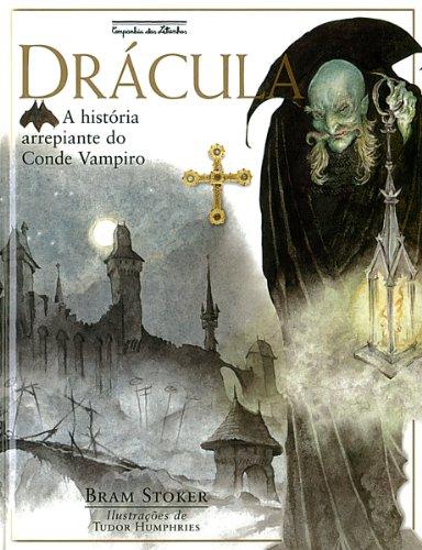 DRÁCULA, livro de Bram Stoker