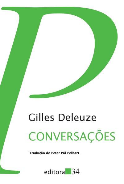 Conversações, livro de Gilles Deleuze
