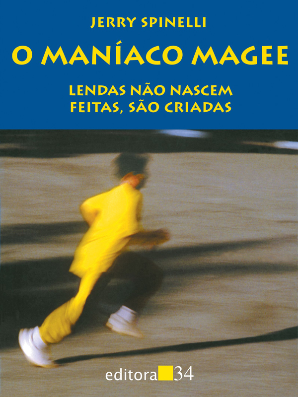 Maníaco Magee, O, livro de Jerry Spinell
