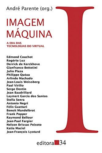 Imagem-Máquina, livro de André Parente