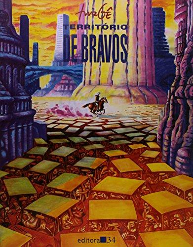 Território de Bravos, livro de Luiz Gê