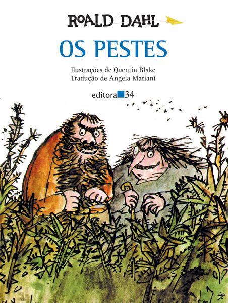 Pestes, Os, livro de Roald Dahl
