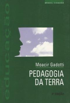 Pedagogia da terra - 2ª edição, livro de Moacir Gadotti
