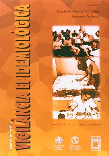 Textos de Apoio em Vigilância Epidemiológica, livro de EPSJV (org.)