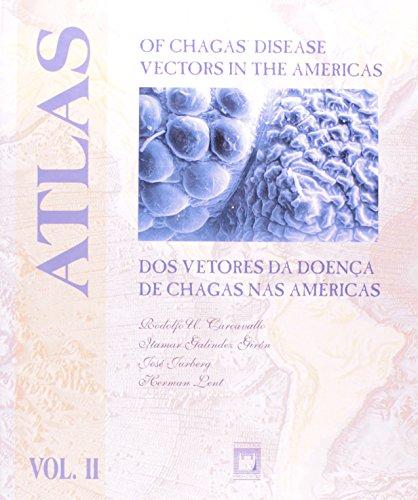 Atlas dos Vetores da Doença de Chagas - vol. 2, livro de Rodolfo U. Carcavallo, Itamar Galíndez Girón, José Jurberg e Herman Lent (orgs.)