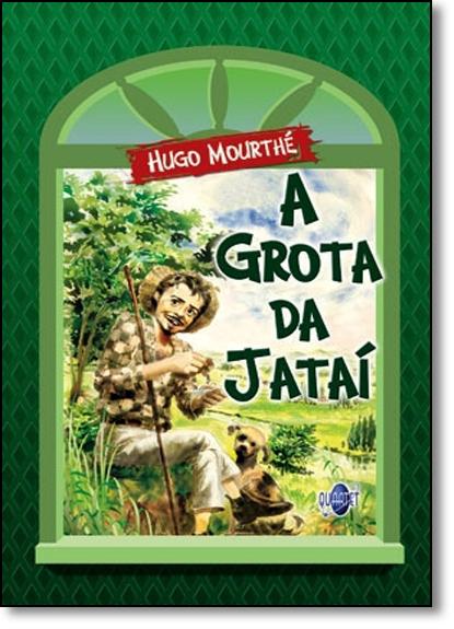 Grota da Jatai, A, livro de Hugo Mourthe