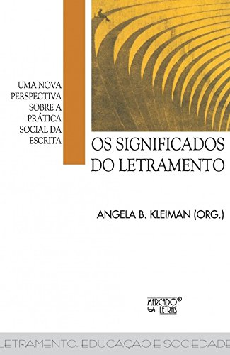 Os Significados do Letramento, livro de Angela Kleiman