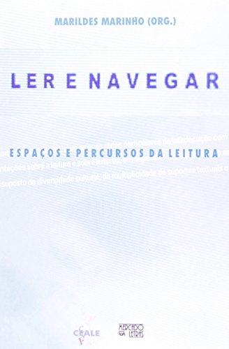 Ler e Navegar, livro de Marildes Marinho (Org.)