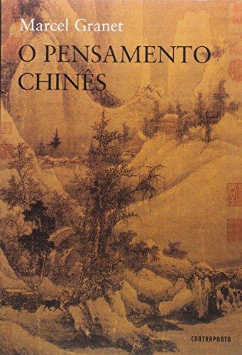 O Pensamento Chinês, livro de Marcel Granet