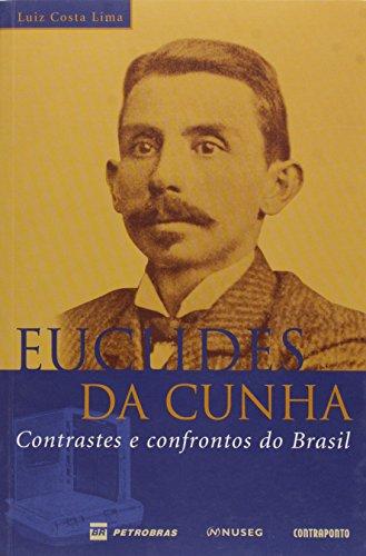 Euclides Da Cunha - Contrastes E Confrontos Do Brasil, livro de