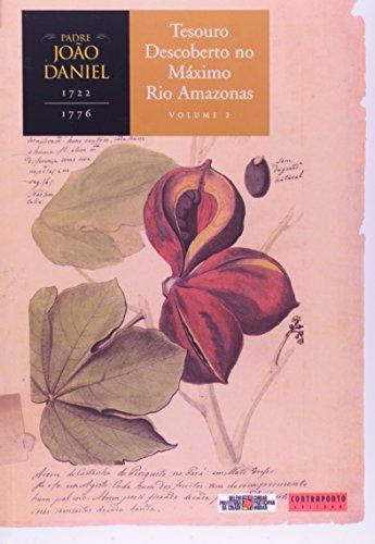 Tesouro Descoberto no Máximo Rio Amazonas - Volume 2, livro de João Daniel